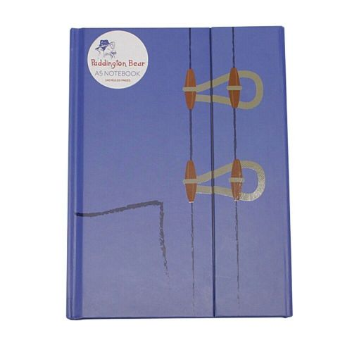 Paddington Bear Duffle Coat A5 Premium Notebook Note Pad